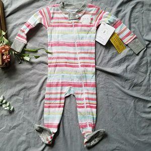 *Bundle 3/15$* NET Burts Bees Footie Pajamas